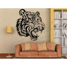 Üvőltő tigris