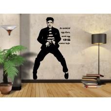 Elvis Presley- idézettel
