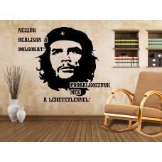 Che Guevara idézettel