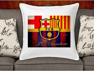 Barcelonás párna